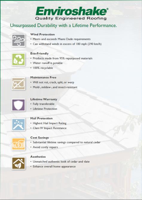 Enviroshake Professional Roofing